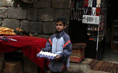 تقرير دولي: 100.3 مليار دولار إنتاج الاقتصاد اليمني عام 2030 لو لم تحدث الحرب