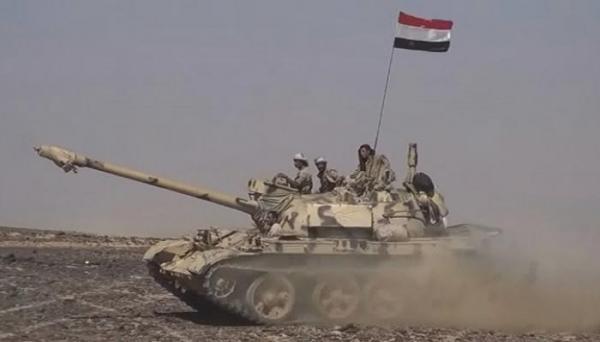 قتلى وجرحى في إحباط محاولة تسلل وإلتفاف لمليشيا الحوثي بمديرية باقم بصعدة