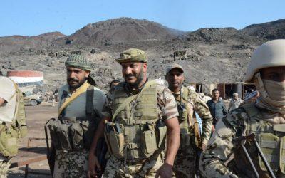 العميد طارق يدشن خفر السواحل اليمنية في البحر الاحمر ويحدد مهامها