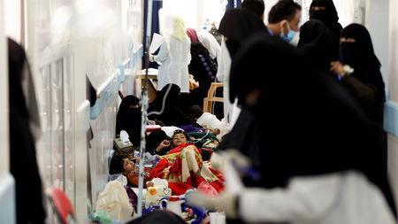 الصحة العالمية: 913 حالة وفاة بوباء الكوليرا منذ مطلع العام الجاري