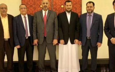 التوقيع على مسودة إتفاق الرياض بين الحكومة الشرعية والإنتقالي الجنوبي (تفاصيل)