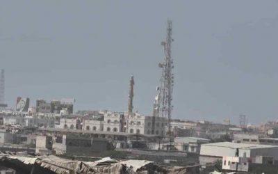 إستهداف حوثي على مواقع متفرقة للقوات المشتركة بالدريهمي