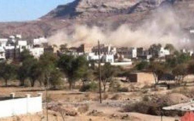 الضالع.. إستشهاد مواطن خمسيني مع ابنته في قصف حوثي بقذيفة دبابة استهدفت منزلهم شمال غرب منطقة حَجْر