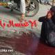 """الاغتسال بالدماء.. الحوثي يتشدق """"بالأمن"""""""