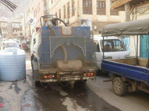 أزمة حادة في المياه في «صنعاء»