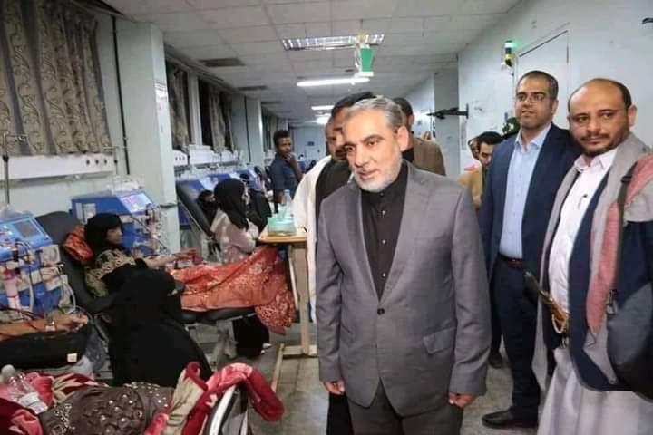 صورة مسربة إيرانيا تستفز الشارع اليمني