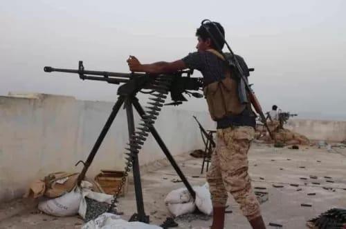خمسة عشر قتيلاً وجريحاً خلال إفشال محاولة تقدم حوثية جديدة بقعطبة