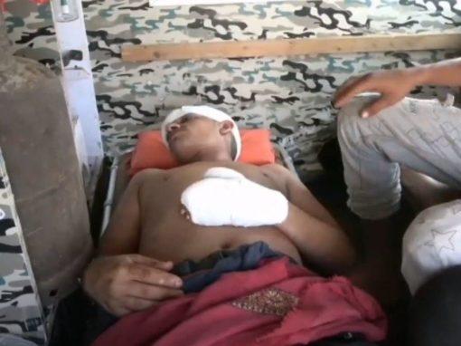 مقتل وإصابة ستة مدنيين بطائرة حوثية مسيرة في الحديدة