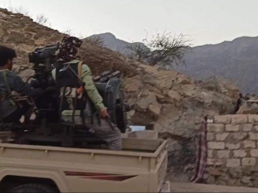 أبين.. المقاومة الجنوبية تكسر هجوماً للحوثيين في جبهة ثرة
