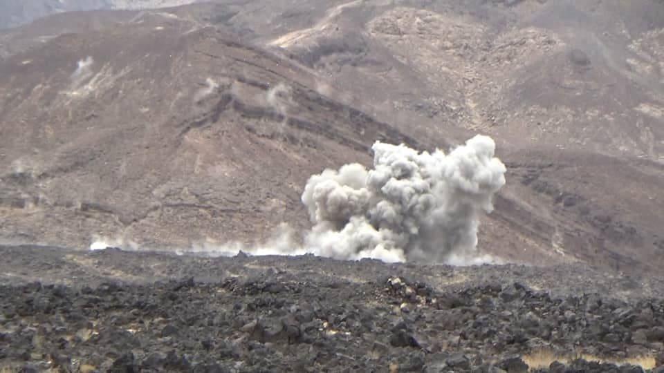 غارات جوية مكثفة تستهدف الحوثيين على وقع هجمات ومواجهات ضارية شهدتها أغلب مناطق القتال في مأرب