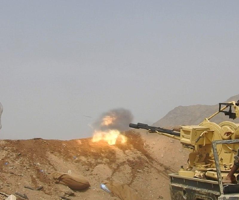 الحديدة.. إحباط محاولة تسلل لمليشيا الحوثي الإرهابية في الفازة