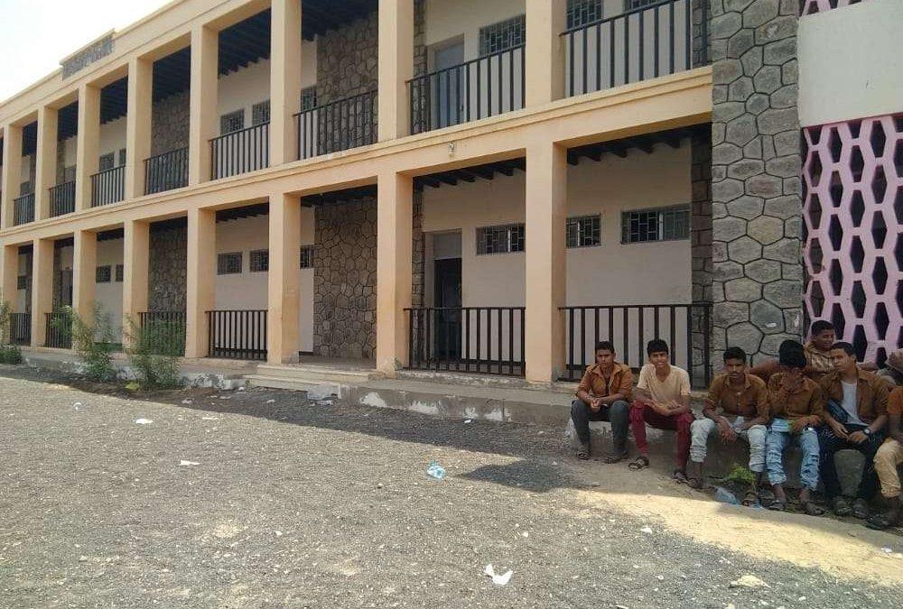 تعليق الدراسة في عموم المدارس في محافظة أبين بسبب موجة الحر الشديد