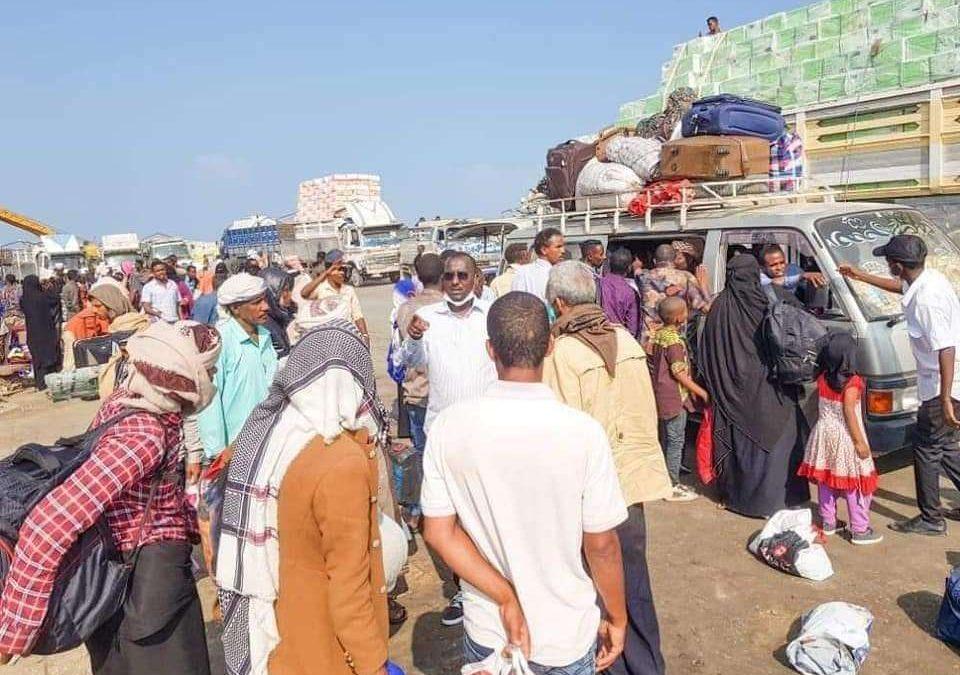 الأمم المتحدة تكشف عدد اللاجئين اليمنيين في الصومال