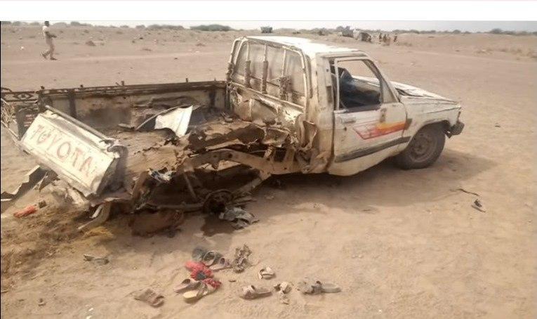 الحديدة.. إصابة سبعة عشر مدنيا بإنفجار لغم حوثي شرق الخوخة وتجدد الاشتباكات في جبهة حيس