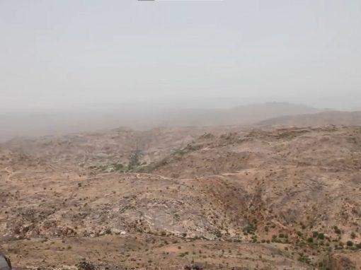 حصار خانق تفرضه ميليشيا الإرهاب الحوثية على سكان مديرية العبدية جنوب مأرب